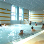 бассейн курорт, Urlaub Schwimmbad, Kurort Reisen