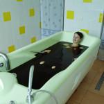 Курорт, грязевые ванны. Schlammbad Wellnes Urlaub