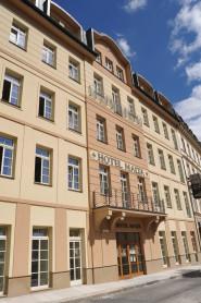 Карловы Вары, Hotel in Karlsbad Erholung